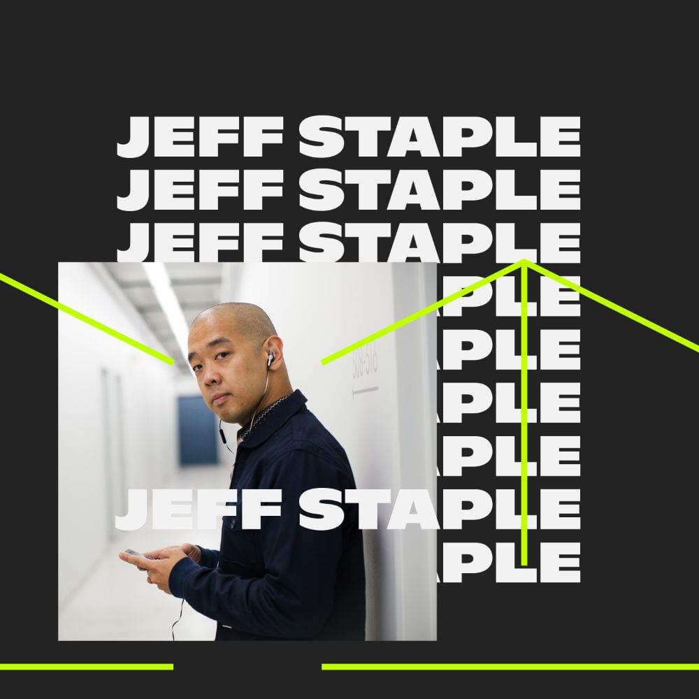 TWELVE –Jeff Staple